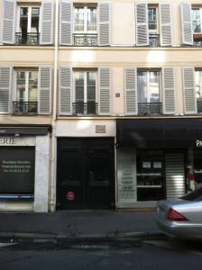5 rue Delambre