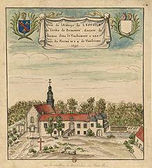 Abbaye d'Authon