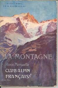 Maurice Paillon publiera de nombreux ouvrages sur la montagne.